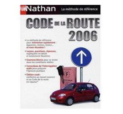 Nathan Code de la Route 2006 - PC