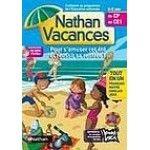 Nathan vacances CP-CE1 - PC