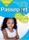 Passeport Maternelle vers CP - PC