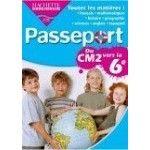 Passeport CM2 vers 6ème - PC