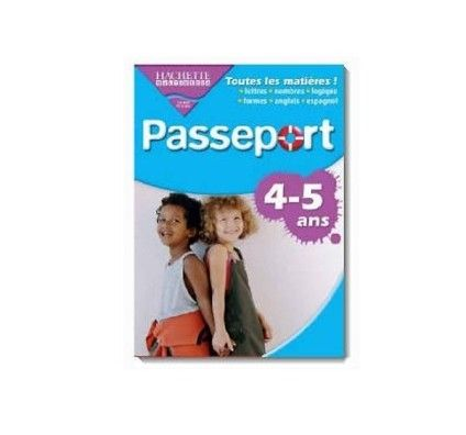 Passeport 4-5 ans - Mac