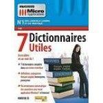 7 Dictionnaires Utiles - PC