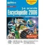 Micro Application La Grande Encyclopédie 2006 - PC