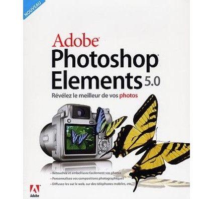 Adobe Photoshop Elements 5.0 - PC