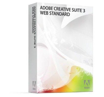 Adobe Creative Suite 3 Web Standard - PC