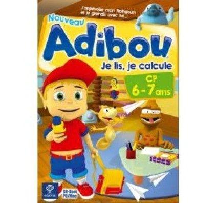 Adibou : Je lis, je calcule (6-7 ans) - Mac