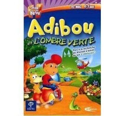 Adibou et l'Ombre verte - PC