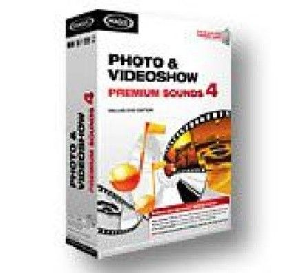 Magix Video & Photoshow Premium sounds 4 - PC
