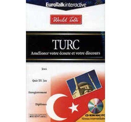 World Talk Turc - PC