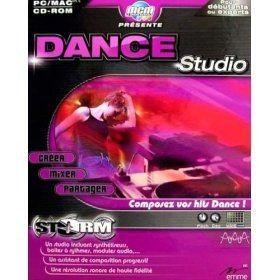 Emme Interactive Storm Dance Studio - PC