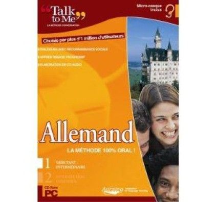 Talk to Me Allemand 7.0 1 - PC