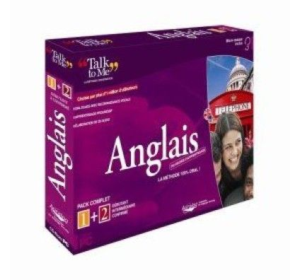 Talk to Me Anglais 7.0 1+2 - PC