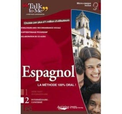 Talk to Me Espagnol 7.0 2 - PC