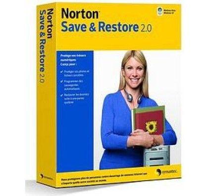 Symantec Norton Save & Restore 2.0 - PC