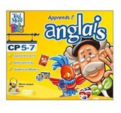 Tell Me More Kids V3 Anglais CP - PC