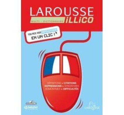 Larousse Illico Français - PC