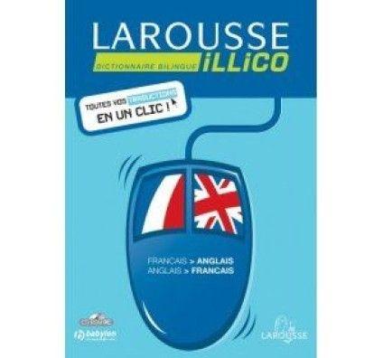 Larousse Illico Français-Anglais - PC