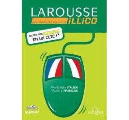 Larousse Illico Français-Italien - PC