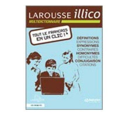 Larousse Illico Multidico - PC