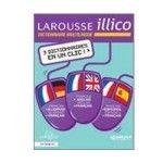 Larousse Illico Multilingue Allemand-Anglais-Espagnol - PC