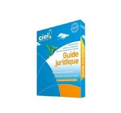 Ciel Guide Juridique 2007 - PC