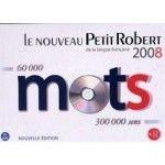 Le Nouveau Petit Robert 2008 - PC