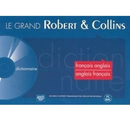 Le Grand Robert & Collins - Mac