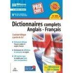 Dictionnaires complets Anglais/Français - PC