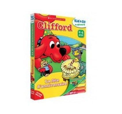 Clifford - La fête d'anniversaire ! - Mac