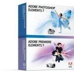 Adobe PhotoShop Elements 7.0 + Premiere Elements 7.0 - PC