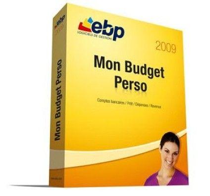 EBP Mon budget perso 2009 - PC