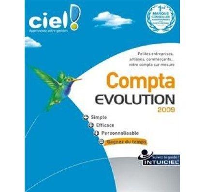 Ciel Compta Evolution 2009 - PC