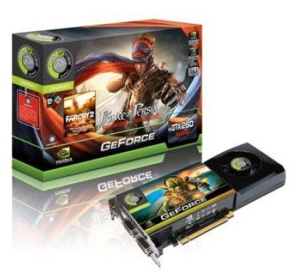 Point of View GeForce GTX 260 Premium 896Mo