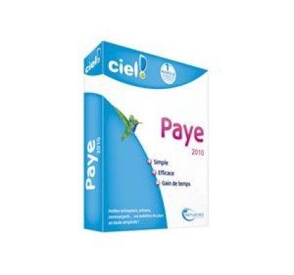 Ciel Paye 2010 - PC