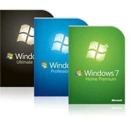 Windows 7 Edition Familiale Premium 64 Bits (OEM) - PC
