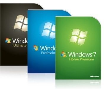 Windows 7 Edition Familiale Premium 64 Bits (OEM) - PC