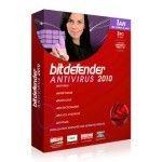 Bitdefender Antivirus 2010 - 2 an - 3 utilisateurs - PC