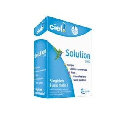 Ciel Solution 2010 - PC