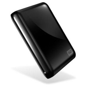WD My Passport Essential 1To SE (Black)