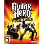 Guitar Hero : World Tour - PS2