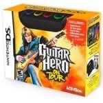 Guitar Hero : On Tour + Grip - Nintendo DS