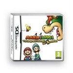 Mario & Luigi : Voyage au centre de Bowser - DS