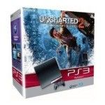 Sony Playstation 3 Slim 250Go + Uncharted 2