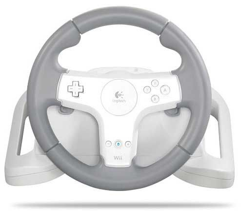 Logitech Speed Force Wireless pour Wii