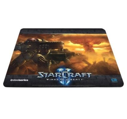 Steelseries QCK Limited Edition StarCraft II Marine