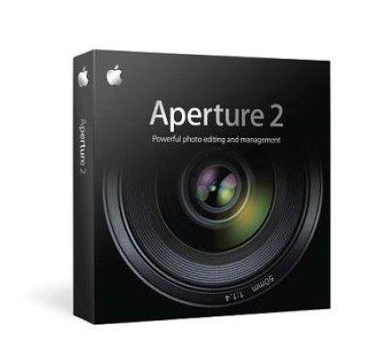 Apple Aperture 2.1.1 - Mac