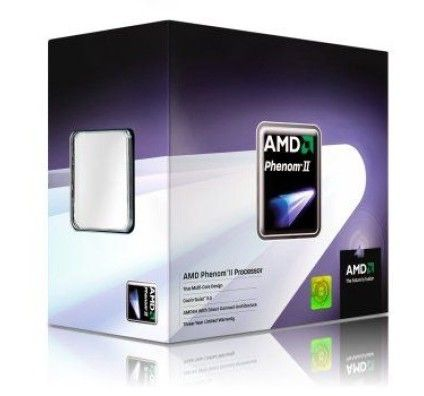 AMD Phenom II X4 940 Black Edition (3000 Mhz - sAM2+) BOX