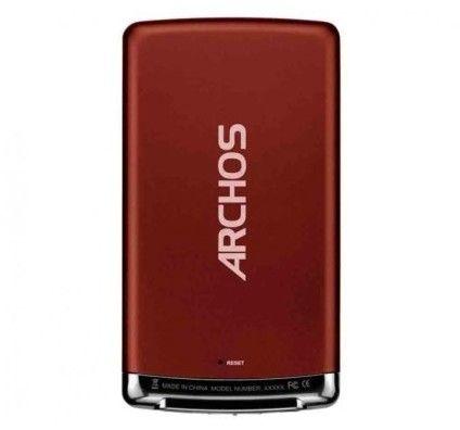 Archos 3 Vision 8Go (Rouge)