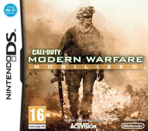 Call of Duty 4 : Modern Warfare - Mobilized - Nintendo DS
