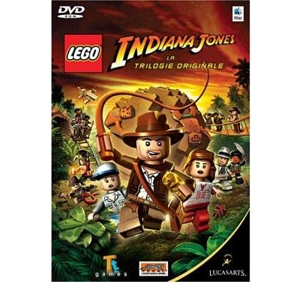 LEGO Indiana Jones : La Trilogie Originale - Mac